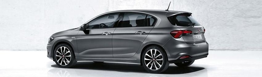 Nieuwe Fiat bij Autobedrijf Kooyman